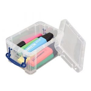 0.7 Litre Really Useful Storage Box - Pack of 8