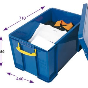 84 Litre Really Useful Storage Box