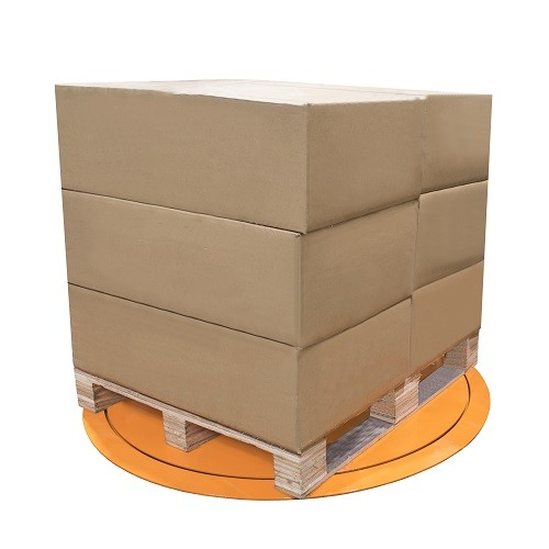 Pallet Disc in Use