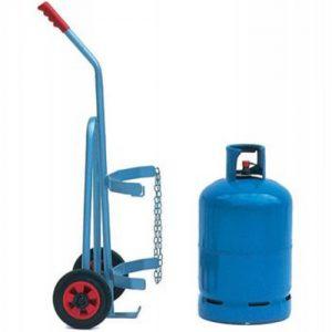 Small Gas Cylinder Trolley