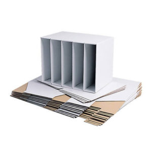 Archive Storage File Holders - Pack of 10