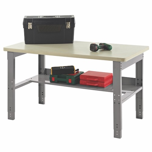 budget height adjustable workbench