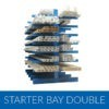 Cantilever Racking Starter Bay Double Sided