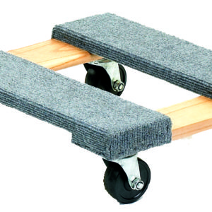 Carpeted Dolly Trolleys