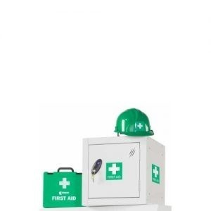 First Aid Cube Cabinet