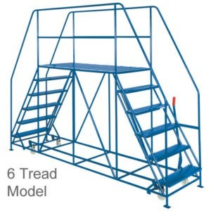 Double Ended Access Steps