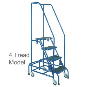 Easy Action Warehouse Safety Steps