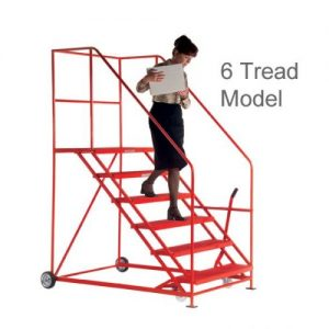 Easy Slope Warehouse Safety Steps
