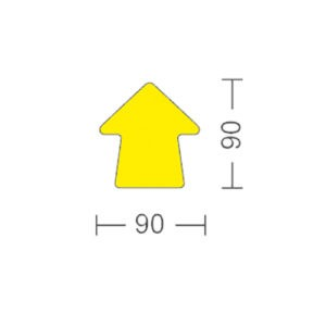 Floor Markings - Signalling Arrow