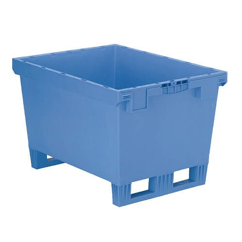 Fork Entry Industrial Container