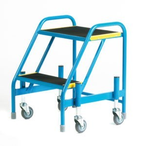 Fort Mobile Steps with Anti-Slip Treads