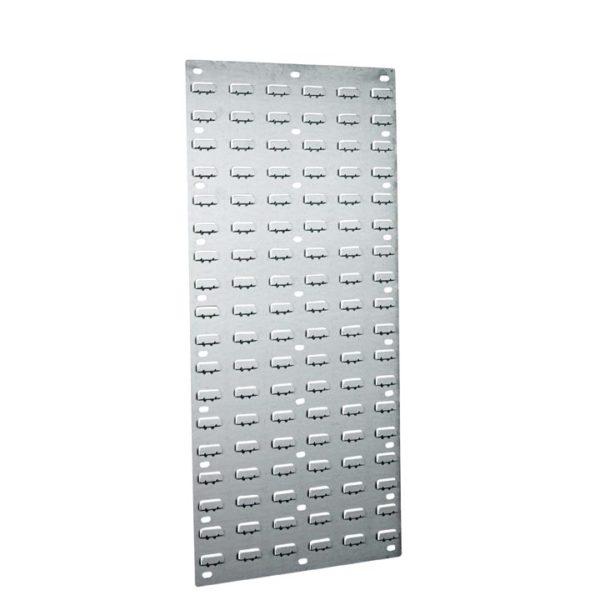 galvanised louvre panel 2