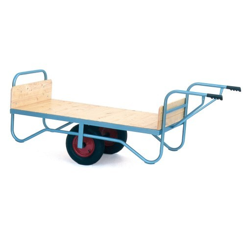 Groundsman Wheelbarrow with Handles