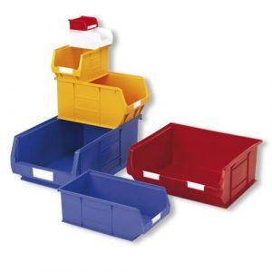 Heavy Duty Plastic Picking Bins-0