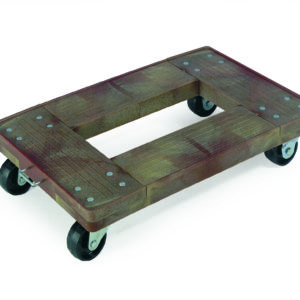 Heavy Duty Plastic Dolly Trolley