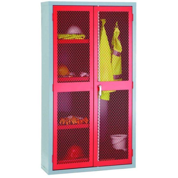 Mesh Door Cabinets 1830mm high