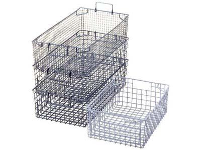 Mesh Tote Baskets