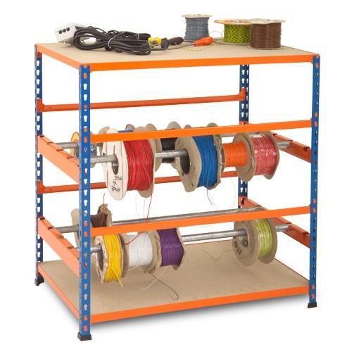 Mini Reel Rack