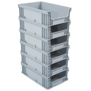 Open Fronted Budget Euro Container