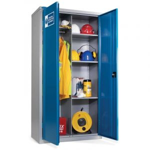 PPE Wardrobe Storage Cupboard