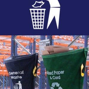 Rack Sack - General Waste