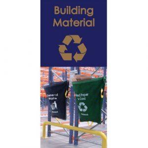 Building Material Rack Sack