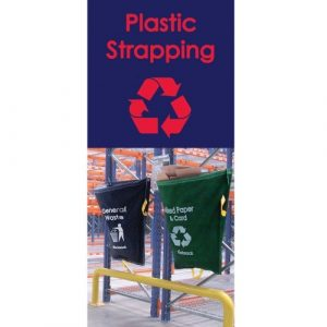 Plastic Strapping Rack Sack