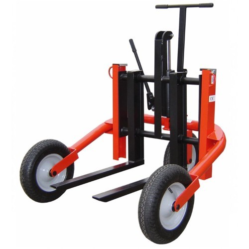 mini rough terrain pallet truck 500kg