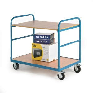 Shelf Trolley With 2 Shelves