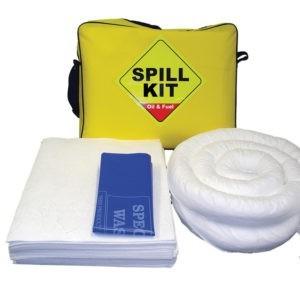 Shoulder Bag Spill Kit