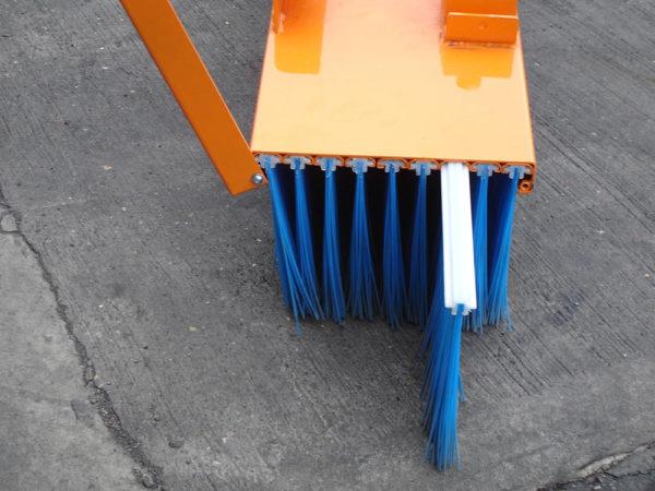 Standard Forklift Brush 3