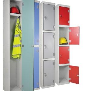 Standard Laminate Door Lockers