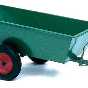 Tipping Wheelbarrow with a Towing Eye