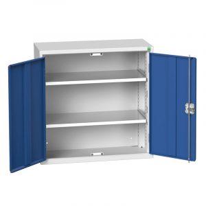 Wall Mounted Storage Cupboard 800mm Wide