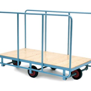 Warehouse Trolley with 250kg Capacity