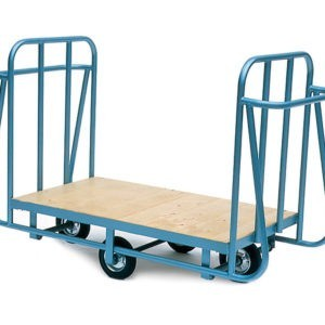 Warehouse Trolley with 350kg Capacity