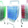 Wire Shopping Basket 2