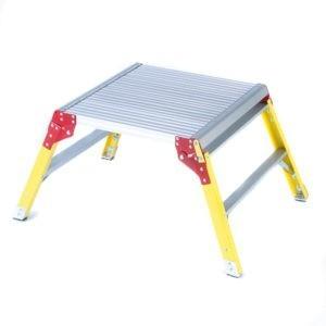 Work Platform with Glass Fibre Legs