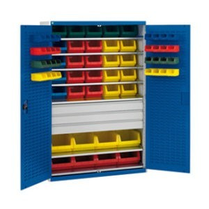 Bin Storage Cabinets & Cupboards