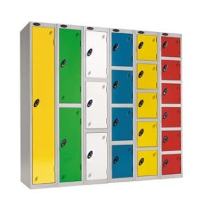 School & Office Lockers