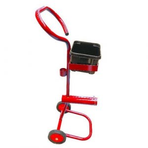 Polyester Strapping Mobile Trolley