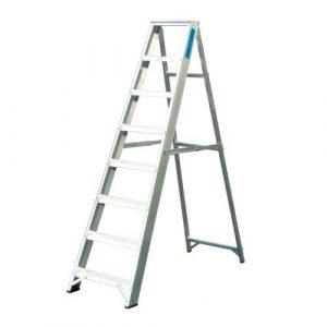 Aluminium Trade Folding Step Ladder