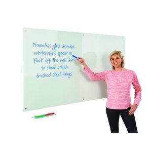 Glass Drywipe Whiteboard