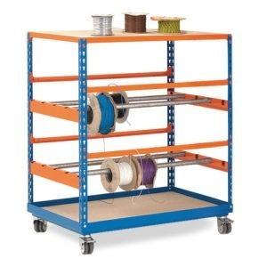 Mobile Reel Rack