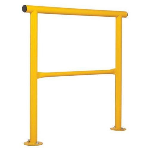 Short guard barrier