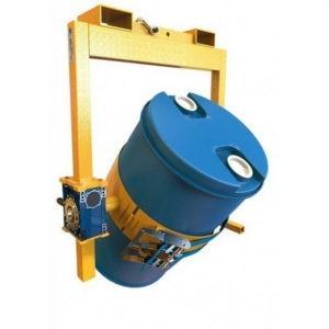 Crane Slung Drum Rotator Crank Handle