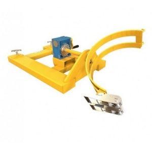 Sideways Drum Rotator Crank Handle