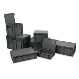 European Standard Hinged Lid Euro Containers