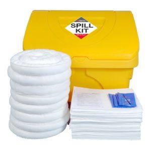 240 litre spill kit with locker
