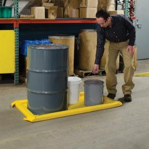 Maintenance Spill Berms